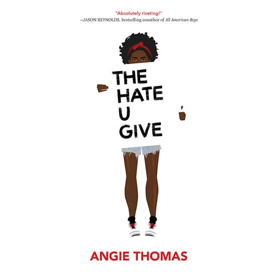 Book Review: The Hate U Give, by Angie Thomas
